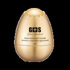Крем-маска для лица на основе яичной скорлупы и дрожжей