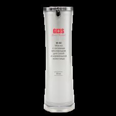 Маска с активным кислородом для сухой и  нормальной кожи  М-02