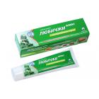 """Зубная паста """"Любичжи плюс"""" с экстрактами трав"""